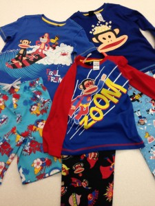Packs Feb 2014 Boys 4-5