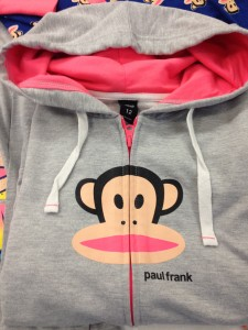 Packs Feb 2014 Ladies hoodie